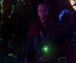 Doctor Strange 2016 Steven strange masters the time stone Benedict Cumberbatch