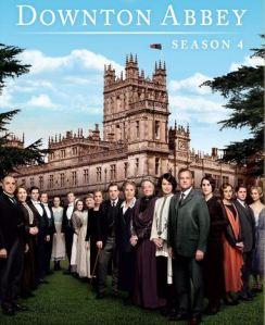 Downton Abbey season 4 poster
