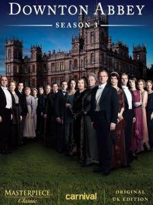 Downton Abbey season 3 poster