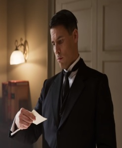 Head butler Thomas Barrow Downton Abbey 2019 Film