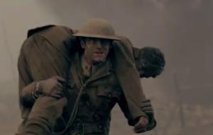 Downton Abbey Matthew Crawley world War i battle