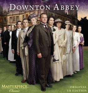 Downton Abbey season 1 poster
