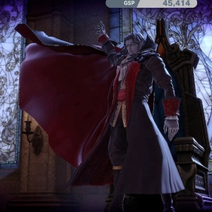 Dracula boss battle Super Smash Bros ultimate Nintendo Switch Castlevania Konami