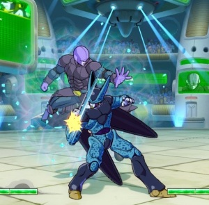 Cell vs hit Dragon Ball FighterZ Nintendo Switch Xbox One PS4