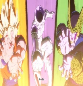 Goku frieza and cell kill Android 21 Dragon Ball FighterZ Nintendo Switch Xbox One PS4