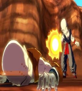 Clone Krillin vs Krillin dragon Ball FighterZ Nintendo Switch Xbox One PS4