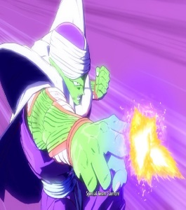 Special beam cannon Piccolo dragon Ball FighterZ Nintendo Switch Xbox One PS4