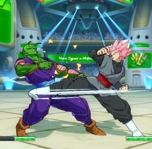 Piccolo vs goku Black dragon Ball FighterZ Nintendo Switch Xbox One PS4