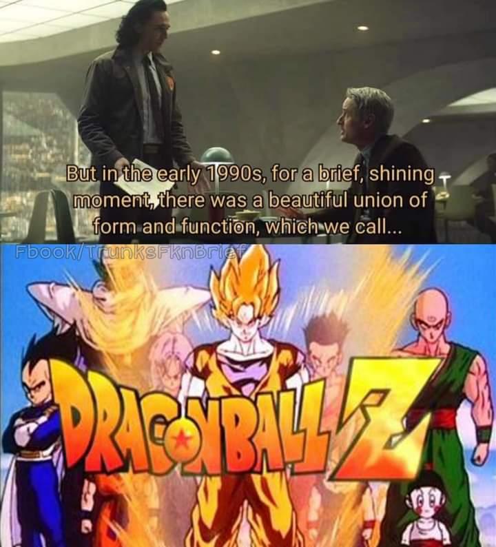 Memes Dragon Ball Z 1990s