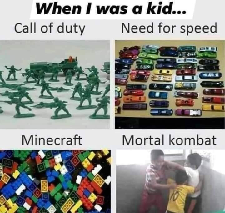Memes baby boomer video games