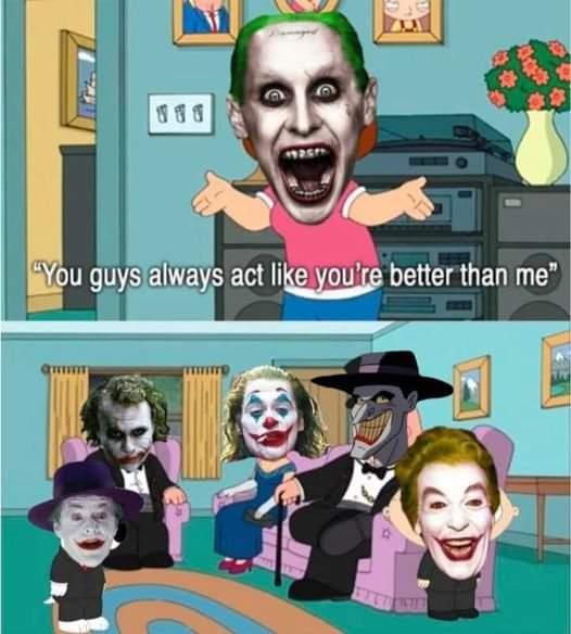 Memes Jared Leto Joker