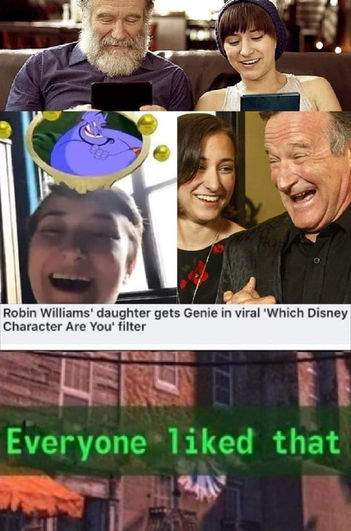 Memes zelda Williams