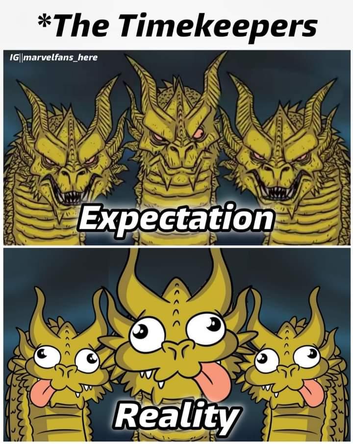 Memes loki vs the timekeepers