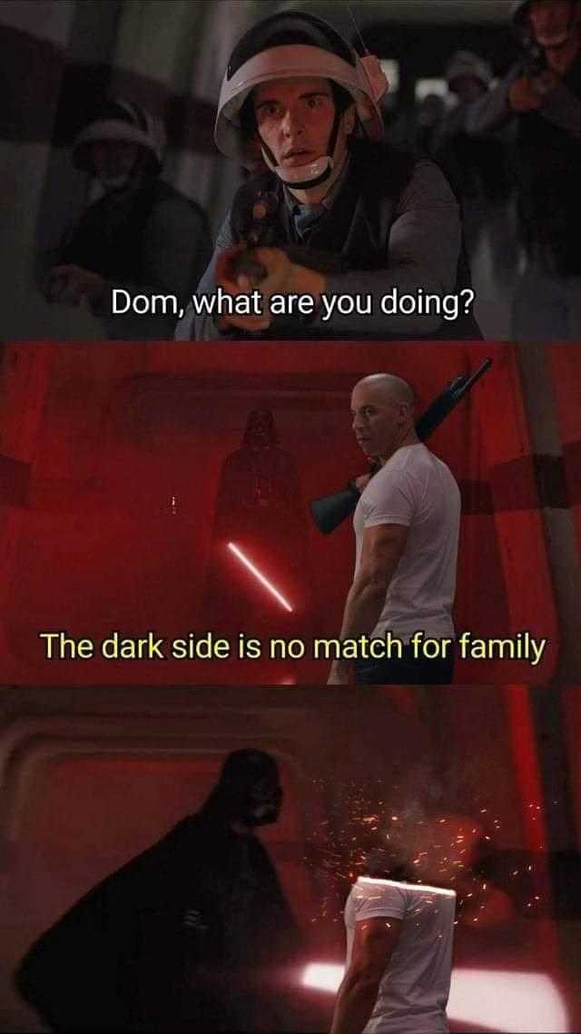 Memes Darth Vader rogue one