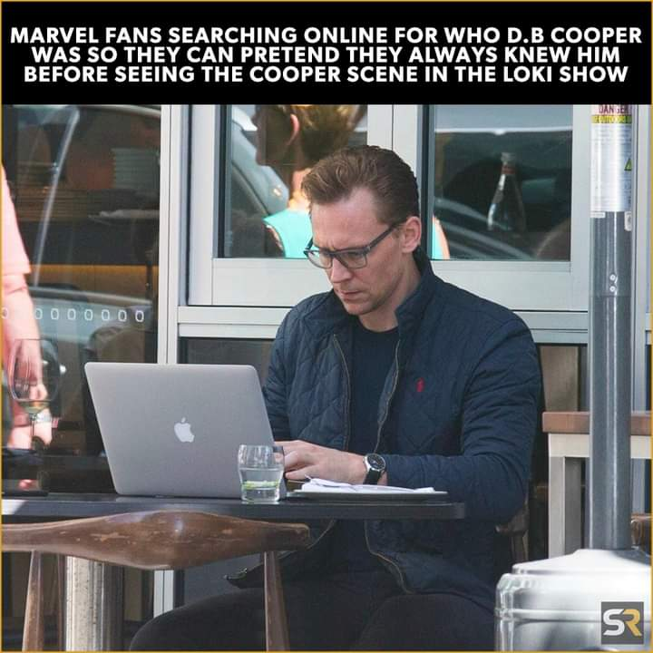 Memes DB Cooper loki