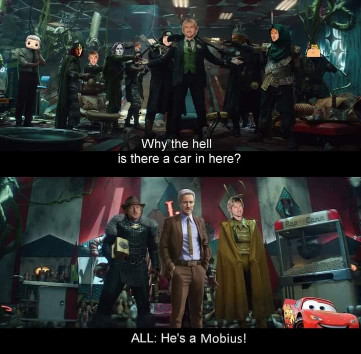 Memes owen Wilson mobius