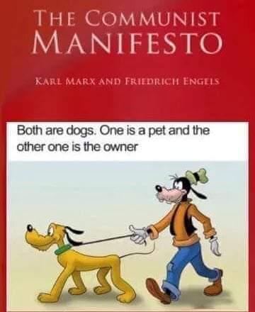 Memes the communist manifesto