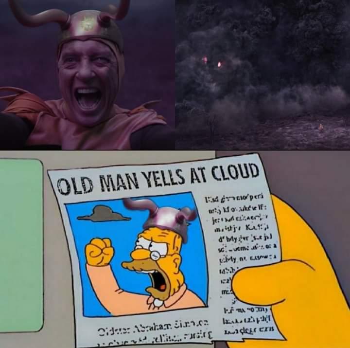 Memes classic loki death