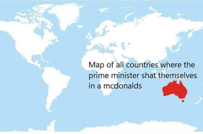Memes prime Minister Australia McDonald's