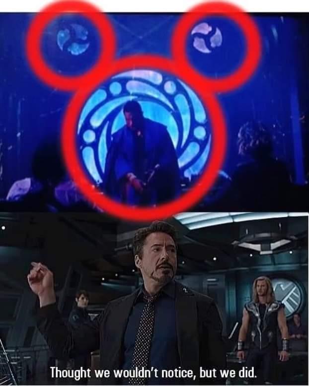 Memes Kang the conqueror mickey mouse