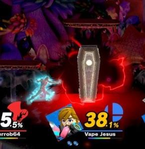 Final Smash Richter Belmont super Smash Bros ultimate Nintendo Switch Castlevania
