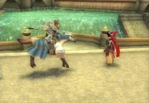 Lancer on horseback Fire Emblem Awakening Nintendo 3DS