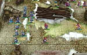 Battlefield Fire Emblem Awakening Nintendo 3DS