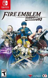 Fire Emblem Warriors Nintendo Switch boxart