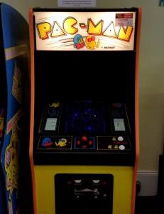 Original Pac-Man Machine Namco Midway