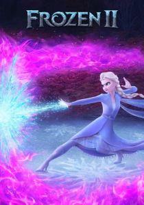 Frozen 2 disney movie poster