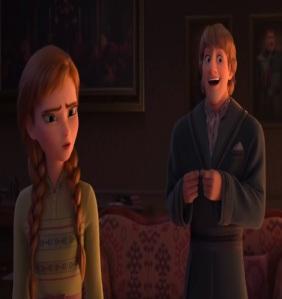 Kristoff fails to propose to Princess Anna Frozen 2 disney