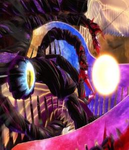 Galeem meets Dharkon super Smash Bros ultimate Nintendo Switch