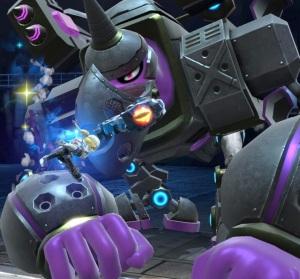 Galleom boss Super Smash Bros ultimate Nintendo Switch