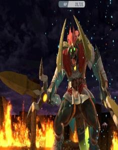 Ganon boss super Smash Bros ultimate Nintendo Switch