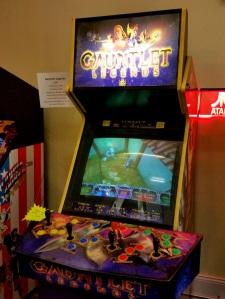 Gauntlet Legends arcade machine