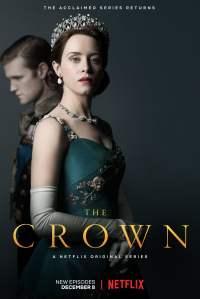 The Crown Netflix season 2 poster