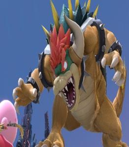 Giga Bowser super Smash Bros ultimate Nintendo Switch