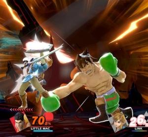 Little Mac final Smash super Smash Bros ultimate Nintendo Switch Punchout