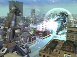 Mecha Godzilla vs Godzilla Godzilla: Destroy All Monsters Melee Nintendo Gamecube Microsoft Xbox