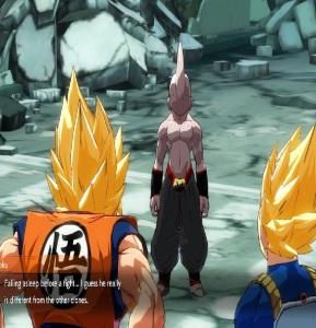 Kid Buu clone dragon Ball FighterZ Nintendo Switch Xbox One PS4