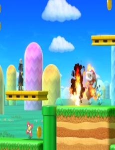 Robin vs piranha plant Golden Plains stage super Smash Bros ultimate Nintendo Switch