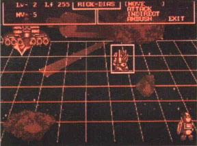 SD Gundam Dimension War Nintendo virtual boy