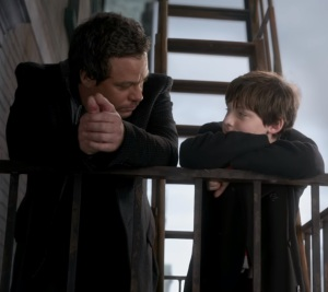 Henry Mills meets his father Neal Cassidy once upon a time ABC