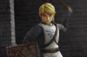 Link Hyrule Warriors Nintendo WiiU