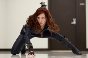 Iron Man 2 first black widow fight scene Natasha Romanov Scarlett Johansson