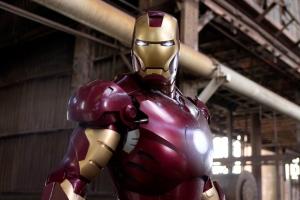Iron man 2008 mark ii suit