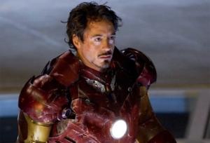 Iron Man 2 tony stark gets drunk