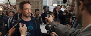Iron man 3 tony stark press conference
