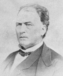 Senator Jesse D Bright