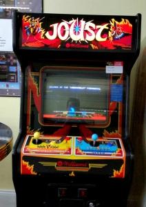 Joust arcade machine Williams